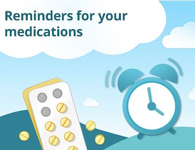 Medicine Reminder and Pill Tracker- MyTherapy
