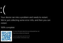 Microsoft Turns the Color of Blue Screen of Death to Black in Windows 11