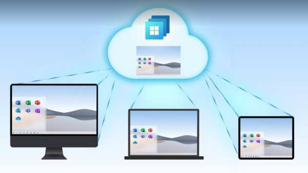 Windows 365, a Subscription Cloud PC will be available from 2 August