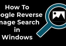 How To Reverse Image Search On Google From Windows 10/11 Using Context Menu