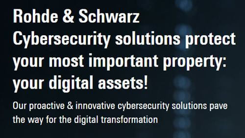 Rohde and Schwarz Cybersecurity