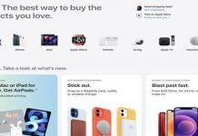 Apple Redesigned Its Online Store to be More Smooth and Mobile-Friendly