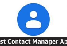 Best Free Contact Manager Apps For Android