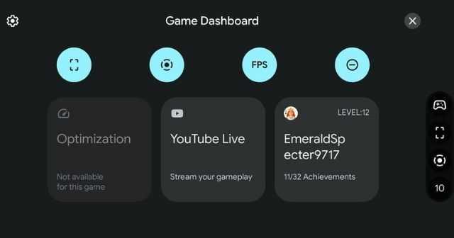 Google Play Games update