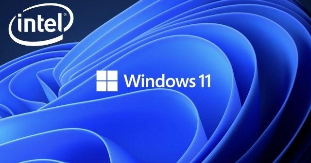 Intel driver update brings Windows 11 support