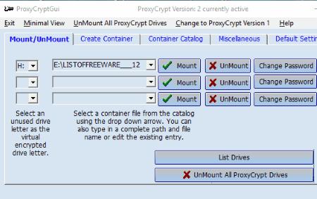 ProxyCrypt