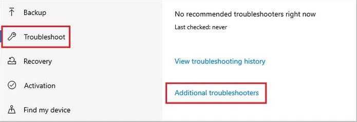 Program Compatibility Troubleshooter to fix windows installer not working issue