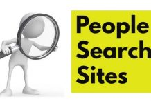 People Search Sites