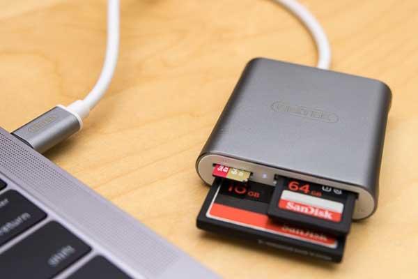 Check Memory Card Using Computer