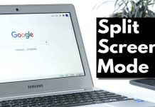 How to Use Split Screen Mode on Chromebook