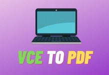 Best Software to Convert VCE to PDF Files