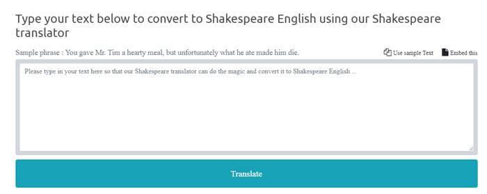 Fun Translation