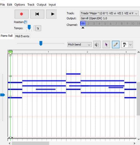 MIDI Swing