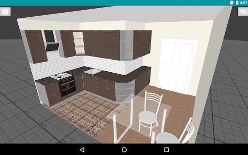 My Kitchen: 3D Planner