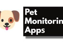 Pet Monitoring Apps