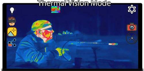 Thermal VR & Night Vision FX