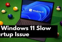How to Fix Windows 11 Slow Startup
