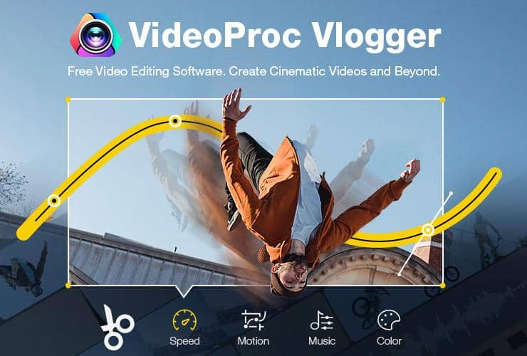 What is VideoProc Vlogger