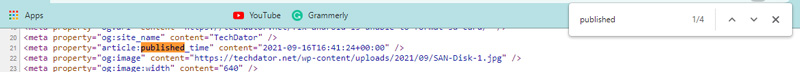 Check the Source Code