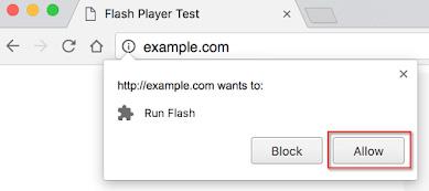 Steps to Unblock Adobe Flash Player In Safari