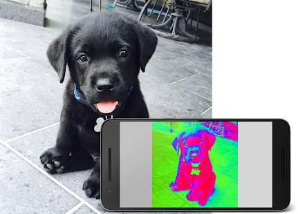 Thermal FX Camera: HD Effects Simulation