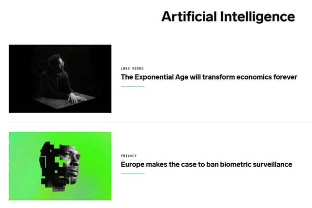 Artificial Intelligence Wired UK
