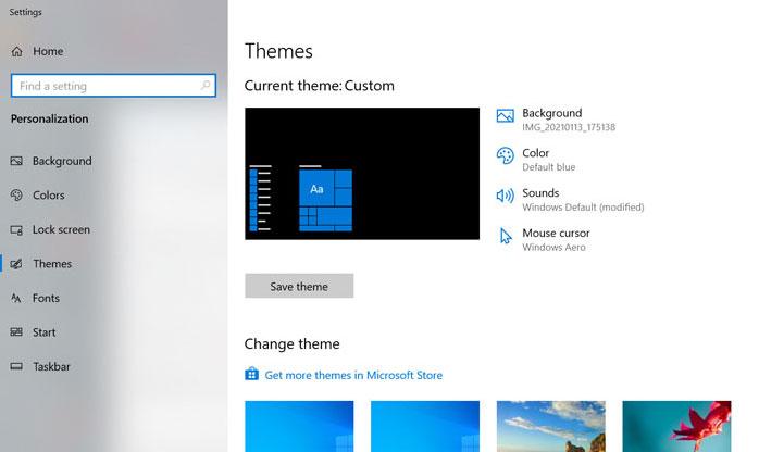Use Ready to Install Themes